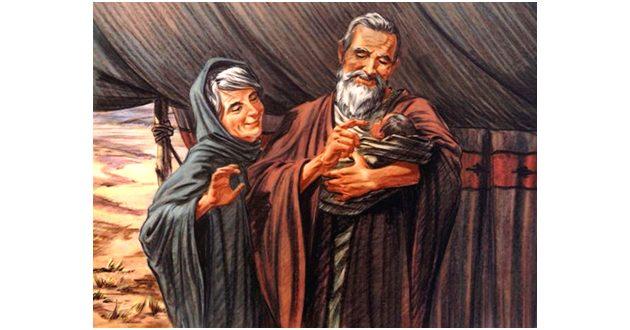 تعليم البطريرك 6 ابراهيم أبو الآباء (إشعيا 41/ 8، رسالة يعقوب 2/ 23) Ibrahim--630x330